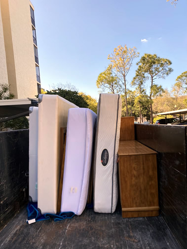 Mattress Removal Furniture RemovalCommercial Property Junk Removal Clearwater FL Tampa FL St Pete FL