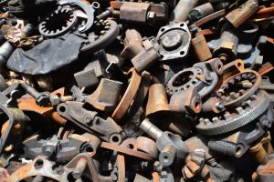 Metal Scrap Metal Removal Disposal Clearwater FL Tampa FL St Pete FL